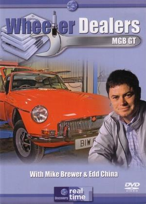 Wheeler Dealers: MGB GT Online DVD Rental