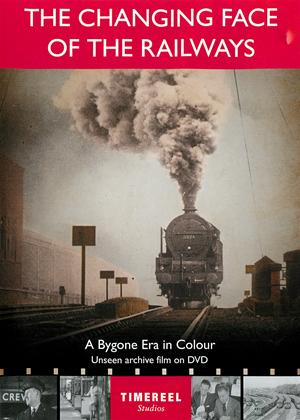 The Changing Face of the Railways: A Bygone Era in Colour Online DVD Rental