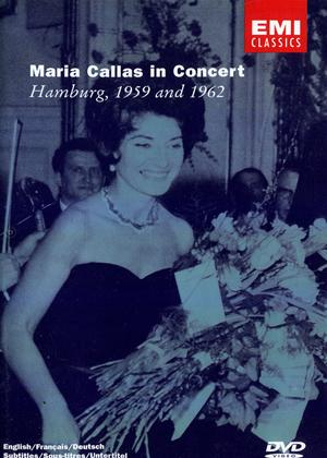 Maria Callas: Live in Hamburg 1959 and 1962 Online DVD Rental