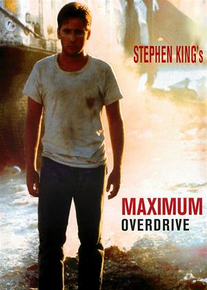 Maximum Overdrive Online DVD Rental