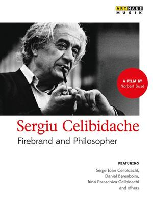 Rent Sergiu Celibidache: Firebrand and Philosopher Online DVD Rental