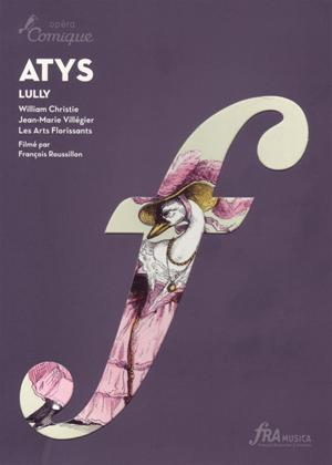 Rent Atys: Les Arts Florissants (Christie) Online DVD Rental