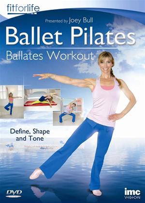 Rent Ballet Pilates: Ballates Workout Online DVD Rental