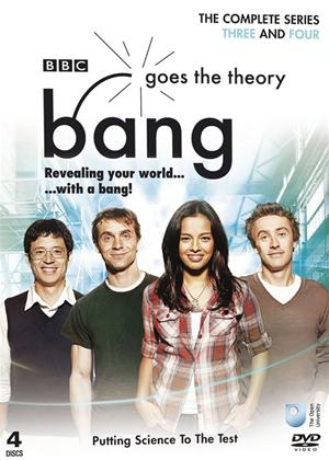 Rent Bang Goes the Theory: Series 3 and 4 Online DVD Rental
