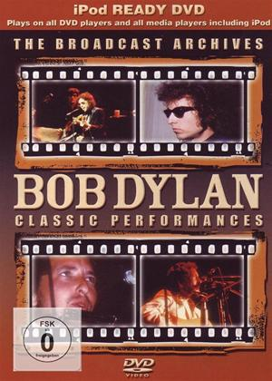 Bob Dylan: Classic Performances Online DVD Rental