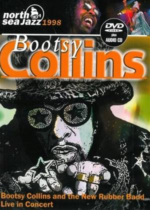 Rent Bootsy Collins: North Sea Jazz Festival 1998 Online DVD Rental