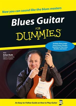 Rent Blues Guitar for Dummies Online DVD Rental