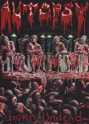 Autopsy: Born Undead Online DVD Rental