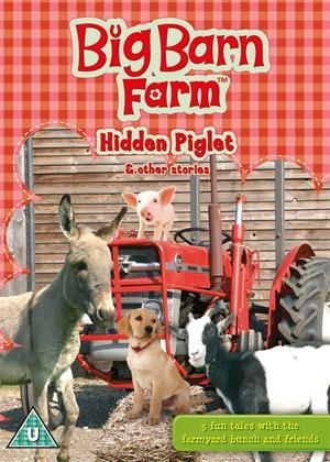 Big Barn Farm: Hidden Piglet and Other Stories Online DVD Rental