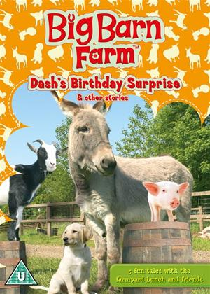 Big Barn Farm: Dash's Birthday Surprise and Other Stories Online DVD Rental