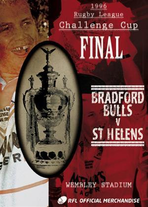 Rent Carnegie Challenge Cup Final: 1996: St Helens 40 Bradford... Online DVD Rental