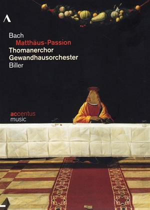 Rent Bach: Matthaus Passion (Thomanerchor) Online DVD Rental
