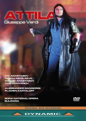 Rent Attila: Sofia National Opera (Sangiorgi) Online DVD Rental