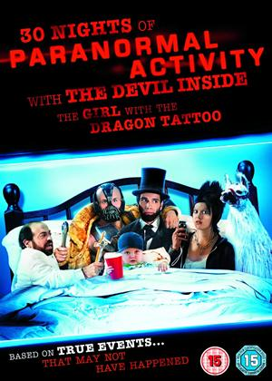 30 Nights of Paranormal Activity with the Devil Inside the Girl with the Dragon Tattoo Online DVD Rental