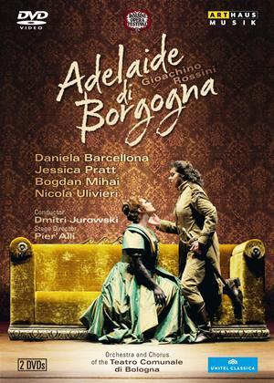 Rent Adelaide Di Borgogna: Rossini Opera Festival (Jurowski) Online DVD Rental