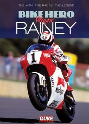 Rent Bike Hero: Vol.5: The Story of Wayne Rainey Online DVD Rental