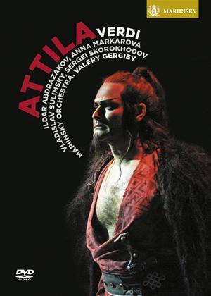 Rent Attila: Mariinsky Orchestra (Gergiev) Online DVD Rental