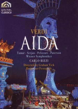 Aida: Vienna Symphonic Orchestra Online DVD Rental