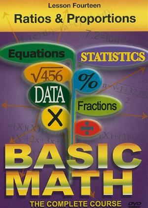 Rent Basic Maths: Ratios and Proportions Online DVD Rental