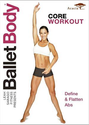 Ballet Body: Core Workout Online DVD Rental