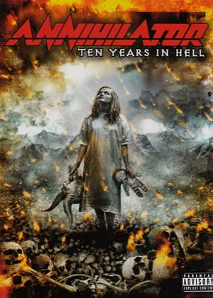 Annihilator: Ten Years in Hell Online DVD Rental