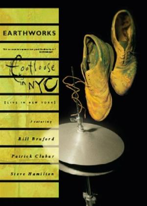 Bill Bruford's Earthworks: Footloose in NYC Online DVD Rental