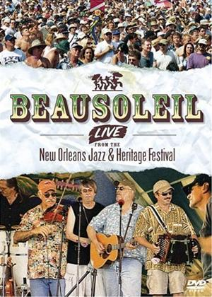 Beausoleil: Live from New Orleans Jazz and Heritage Festival Online DVD Rental