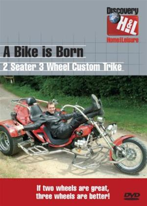 Rent A Bike Is Born: 2 Seater 3 Wheel Custom Trike Online DVD Rental