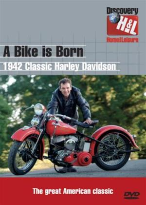 A Bike Is Born: 1942 Classic Harley Davidson Online DVD Rental