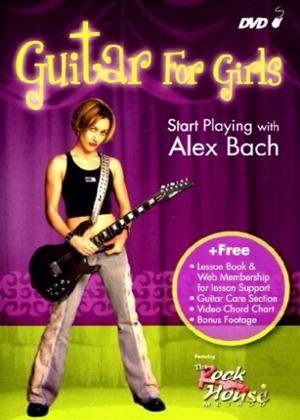 Rent Alex Bach: Guitar for Girls Online DVD Rental