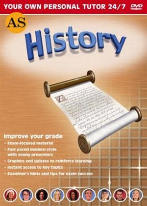 AS History Revision Online DVD Rental