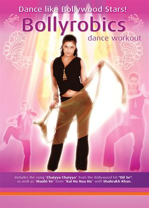 Bollyrobics: Dance Workout Online DVD Rental