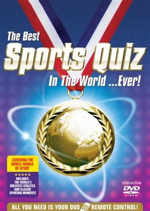 The Best Sports Quiz in the World...Ever! Online DVD Rental