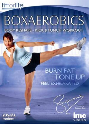 Rent Boxaerobics: Body Re-Shape, Kick and Punch Workout Online DVD Rental
