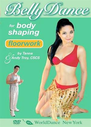 Belly Dance for Body Sculpting: Floorwork Online DVD Rental