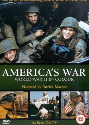 Rent America's War: World War 2 in Colour Online DVD Rental
