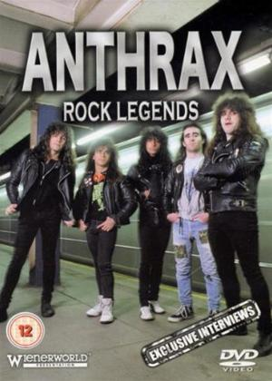 Anthrax Online DVD Rental