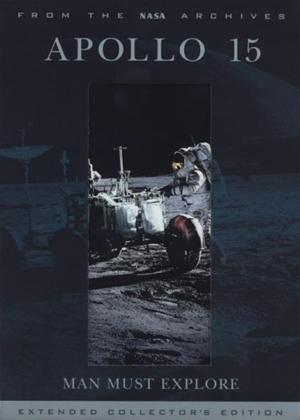 Apollo 15: Man Must Explore Online DVD Rental