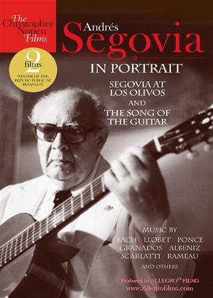 Rent Andres Segovia: In Portrait Online DVD Rental