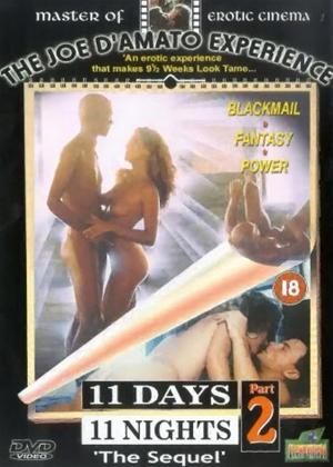 Rent 11 Days 11 Nights: Part 2: The Twilight World (aka             Top Model            ) Online DVD Rental