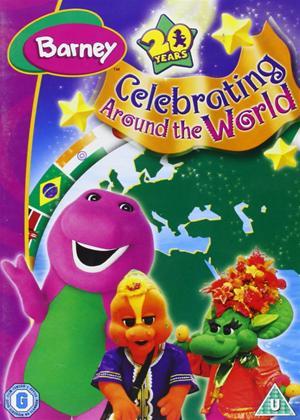 Rent Barney: Celebrating Around the World Online DVD Rental