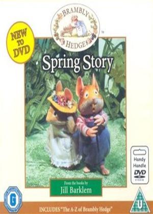 Rent Brambly Hedge: Spring Story Online DVD Rental
