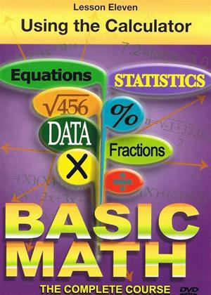 Basic Maths: Using a Calculator Online DVD Rental