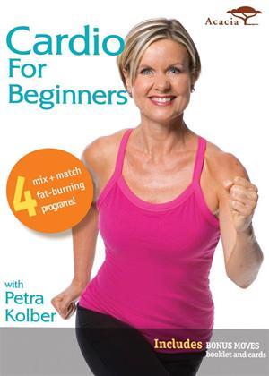 Cardio for Beginners Online DVD Rental
