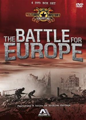 Rent The Battle for Europe Online DVD Rental
