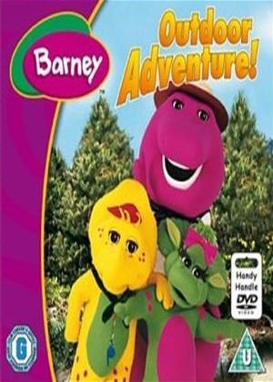 Rent Barney: Outdoor Adventure Online DVD Rental