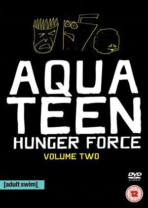 Aqua Teen Hunger Force: Series 2 Online DVD Rental