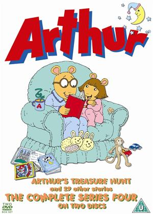Rent Arthur's Treasure Hunt and 20 Other Stories Online DVD Rental