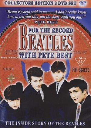 The Beatles: For the Record with Pete Best Online DVD Rental