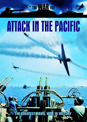 Attack in the Pacific: Greatest Naval War in History Online DVD Rental
